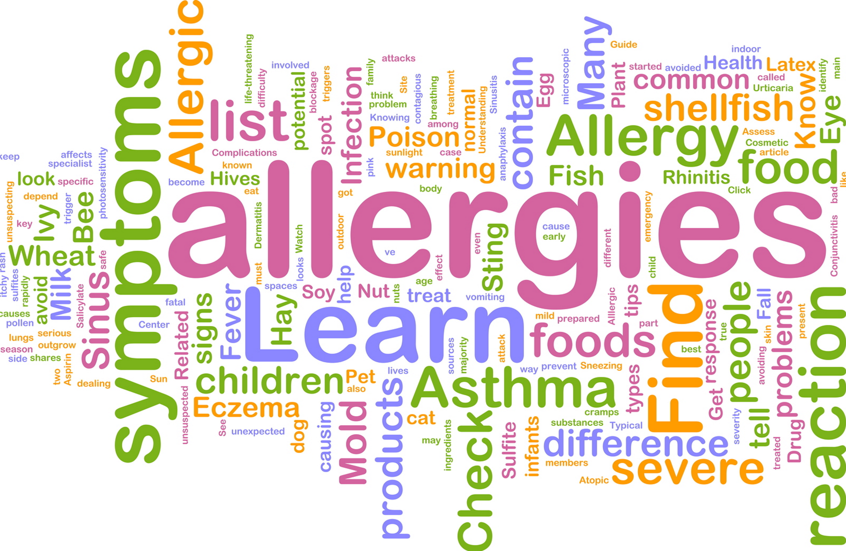 food allergies: signs, symptoms, and management - america's best