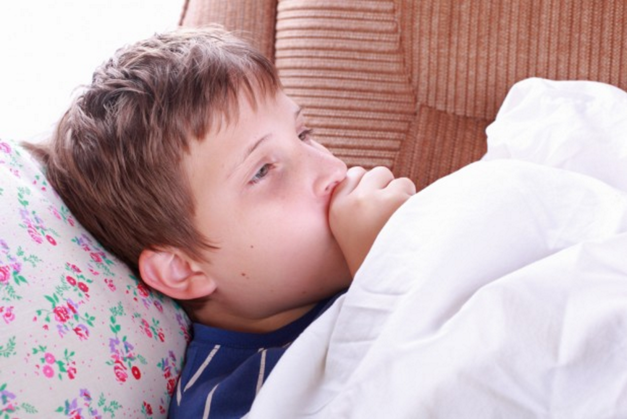 Acute intestinal infections in children: symptoms and treatment